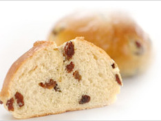 ぶどうパン (小) ¥130のサムネイル